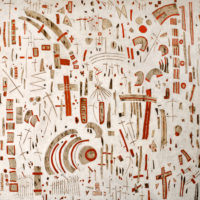 Sofie Swann ~ A Cluttered Mind  &  Silvermine School of Art Faculty Exhibition  Artist reception Sun., Mar.1, 2–4pm