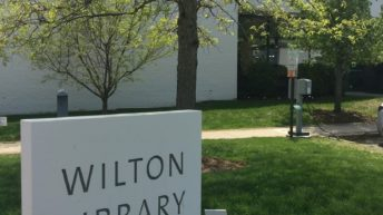 Wilton Library remains closed until further notice