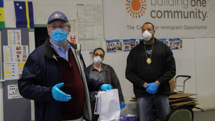 Stamford Provides Thousands of Masks to Residents