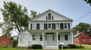 Tours of the Historic Coley Homestead offered by the Weston Historical Society