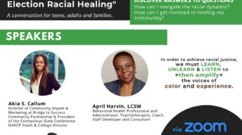 New Canaan's LiveGirl and S.T.A.R. Join Forces for a conversation on Healing Together