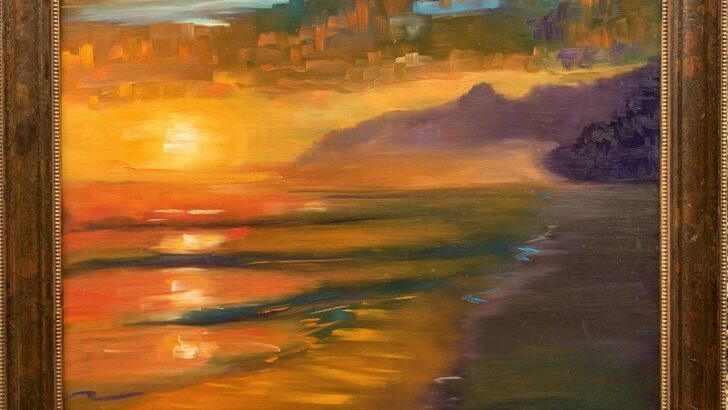 Artist Kate Emery Auctions Painting to Benefit INTEMPO and its Mission to Make Music Education Accessible and Inclusive