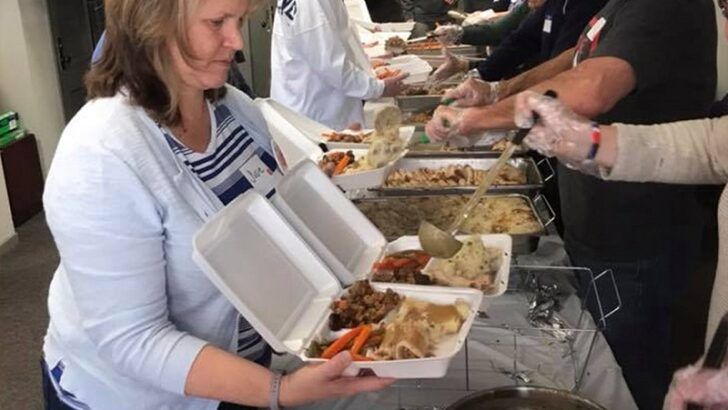 The Salvation Army Will Deliver Meals To Seniors In Need Thanksgiving and Christmas Day