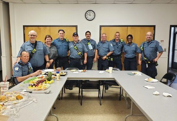 Stamford EMS Celebrates Crew Dedication During National EMS Week