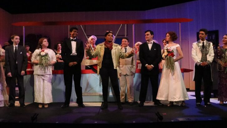 The Drowsy Chaperone now playing at Stamford's Curtain Call