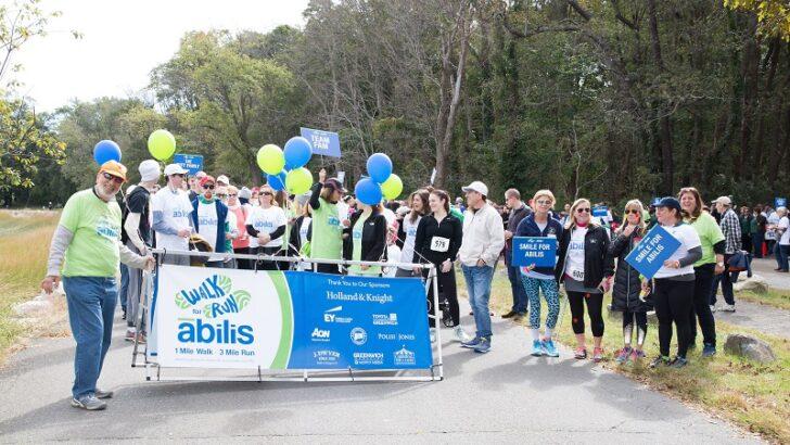 Abilis Celebrates 16 Years of its Walk/Run on October 17, 2021