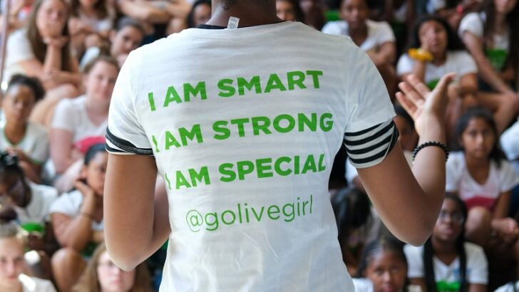LiveGirl Partners with United State of Women and  Mill River Park Collaborative to Celebrate International Day of the Girl